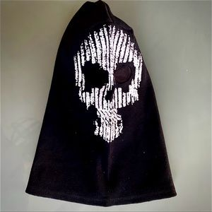 Skeleton Hood/Mask